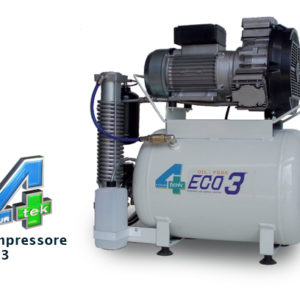 Sistema di aria compressa 4Tek ECO3