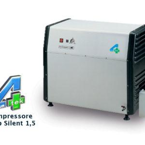 Sistema di aria compressa 4Tek Top Silent 1.5
