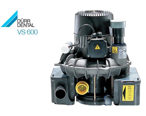 Motore aspirazione Durr VS 600